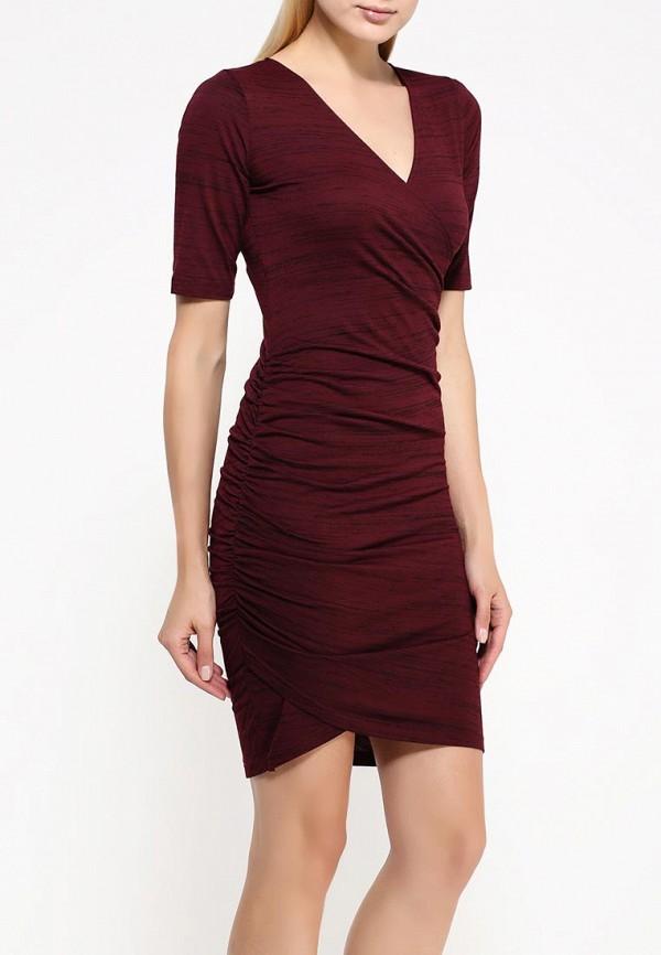 Платье-миди Befree (Бифри) 1631401592: изображение 3