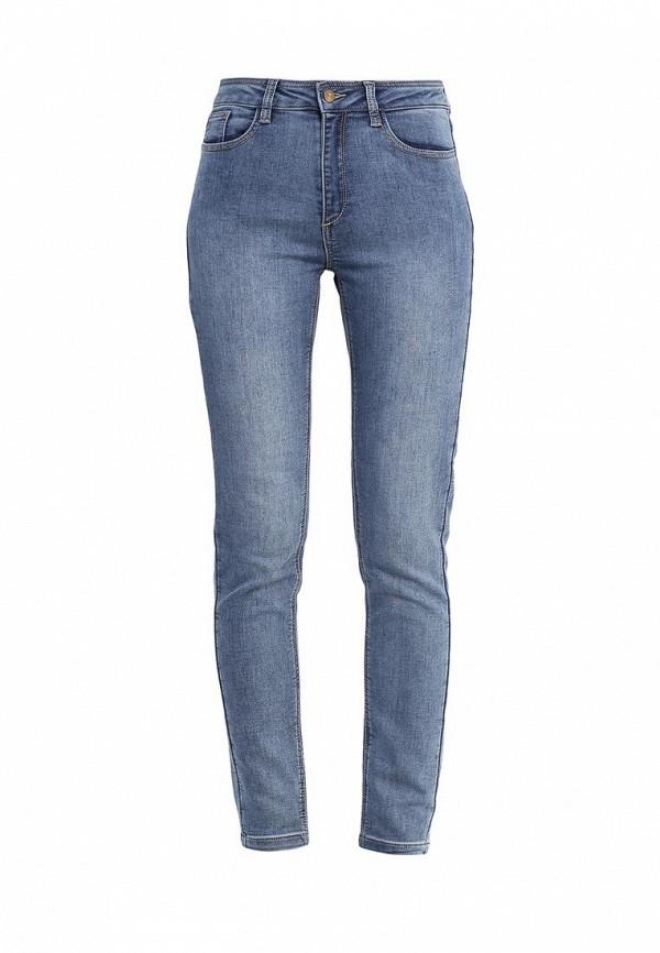 Купить женские джинсы Befree голубого цвета