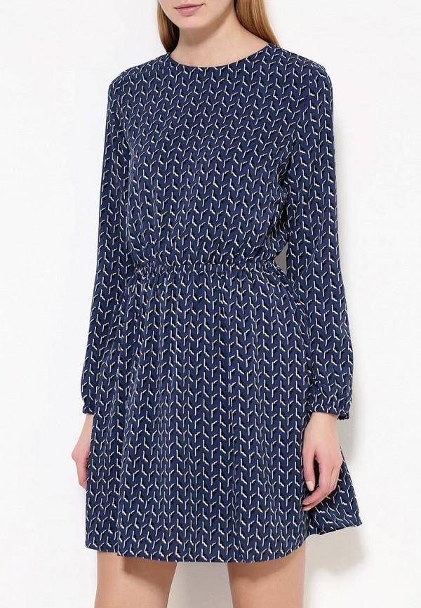 Платье-миди Befree (Бифри) 1631048515: изображение 3