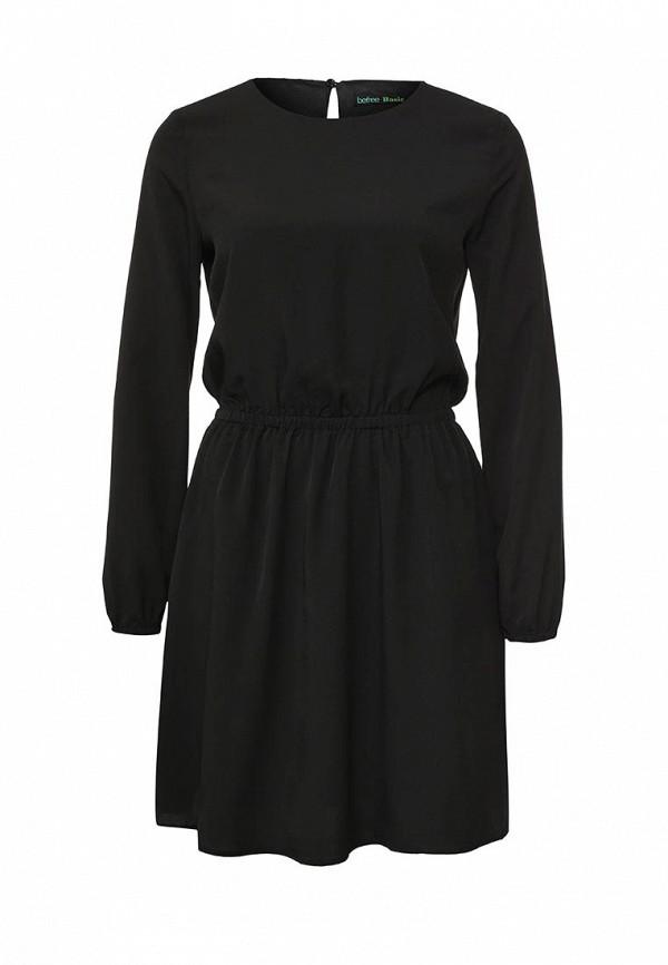 Платье-миди Befree (Бифри) 1631048515: изображение 1