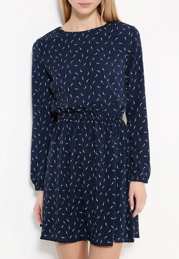 Платье-миди Befree (Бифри) 1631048515: изображение 7