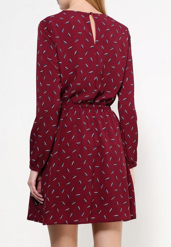 Платье-миди Befree (Бифри) 1631048515: изображение 4