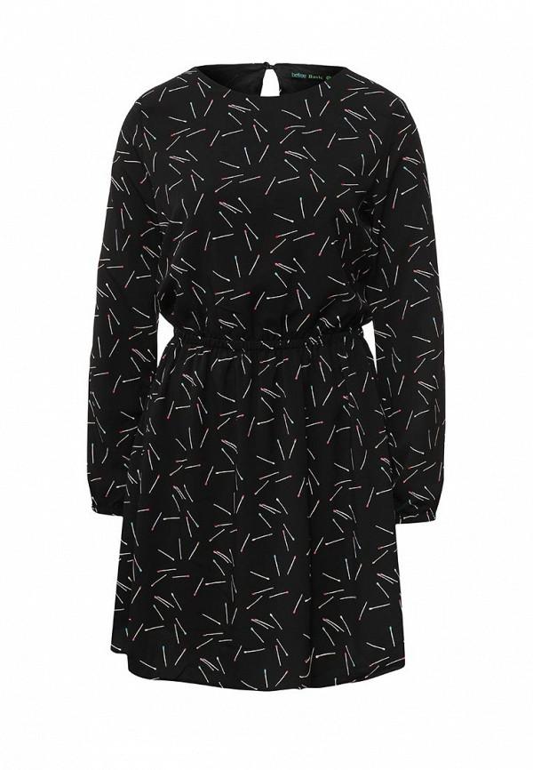 Платье-миди Befree (Бифри) 1631048515: изображение 5