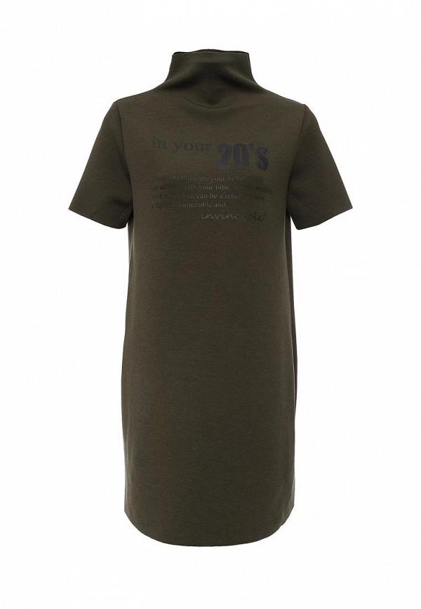 Платье-миди Befree (Бифри) 1631132545: изображение 1