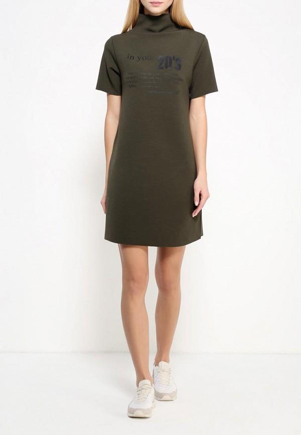 Платье-миди Befree (Бифри) 1631132545: изображение 2