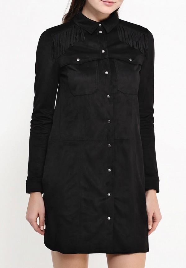 Платье-мини Befree (Бифри) 1631155504: изображение 4
