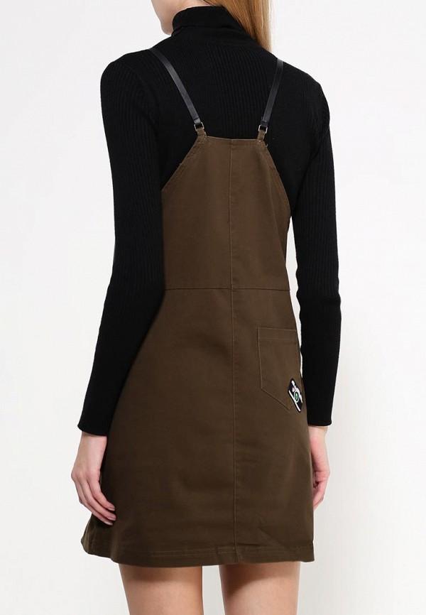 Платье-мини Befree (Бифри) 1631157555: изображение 4