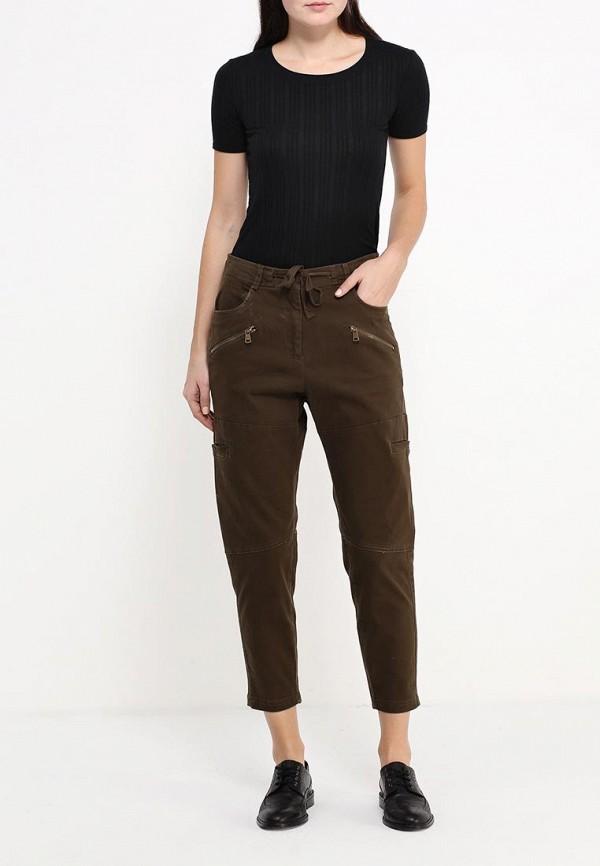 Женские зауженные брюки Befree 1631157751: изображение 2