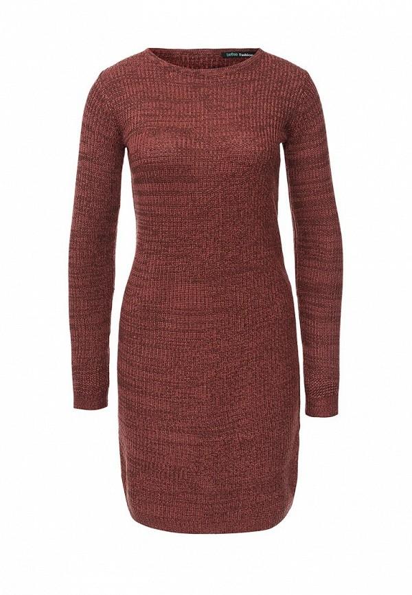 Вязаное платье Befree (Бифри) 1631288591: изображение 1