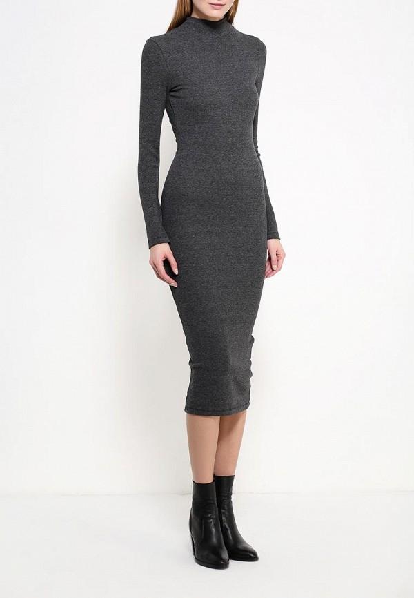 Платье-миди Befree (Бифри) 1631416593: изображение 2