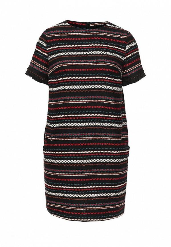 Платье-мини Befree (Бифри) 1631424557: изображение 1