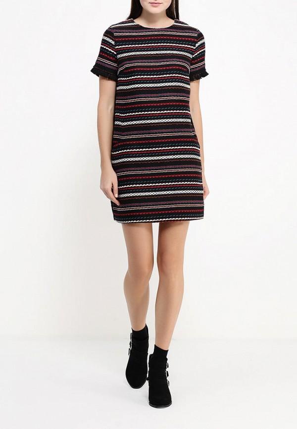 Платье-мини Befree (Бифри) 1631424557: изображение 2