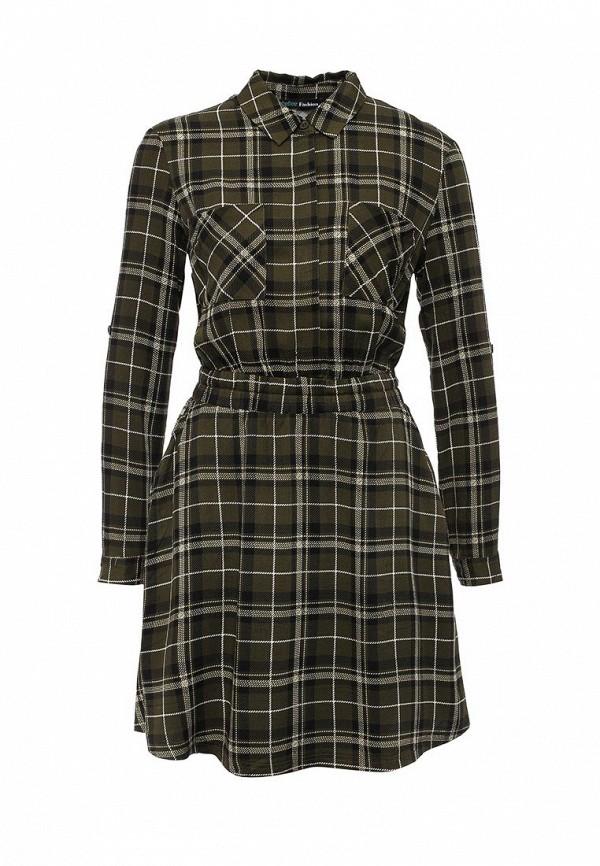 Платье-миди Befree 1631428529: изображение 1