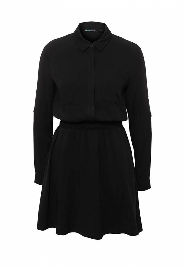 Платье-мини Befree (Бифри) 1631428529: изображение 1