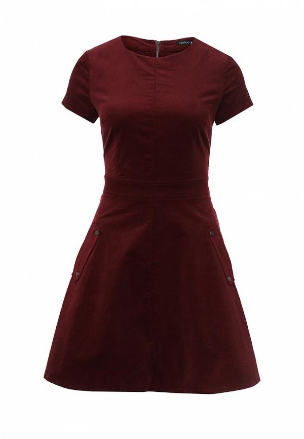 Платье-мини Befree (Бифри) 1631452598: изображение 1