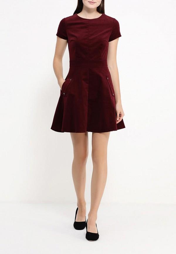 Платье-мини Befree (Бифри) 1631452598: изображение 2