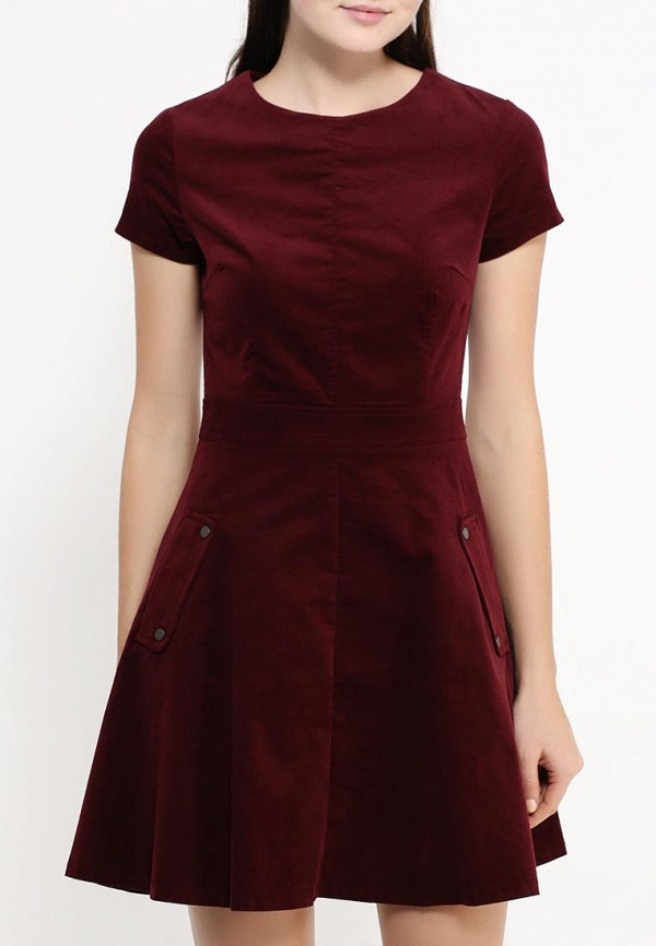 Платье-мини Befree (Бифри) 1631452598: изображение 3