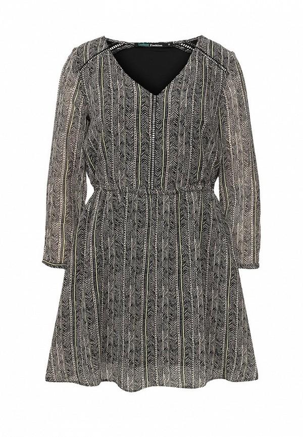 Платье-мини Befree (Бифри) 1631457581: изображение 1