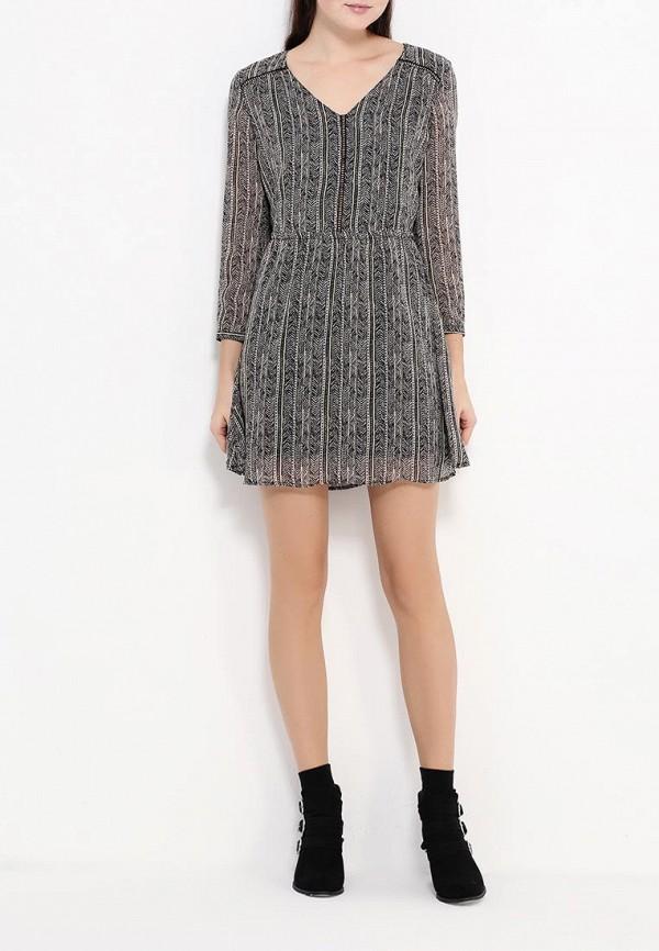 Платье-мини Befree (Бифри) 1631457581: изображение 2