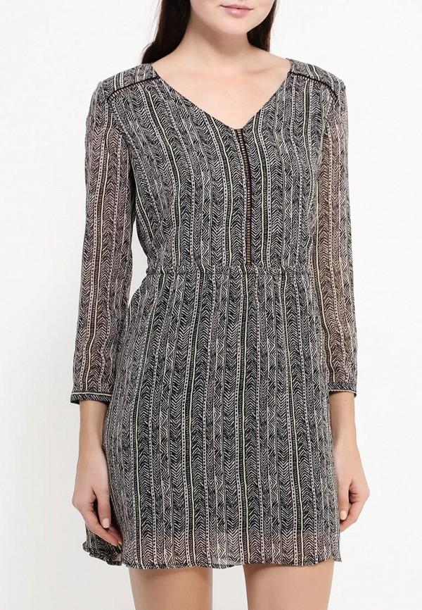 Платье-мини Befree (Бифри) 1631457581: изображение 3