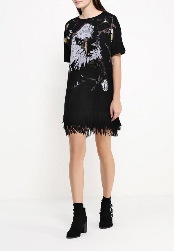 Платье-мини Befree (Бифри) 1631565589: изображение 2