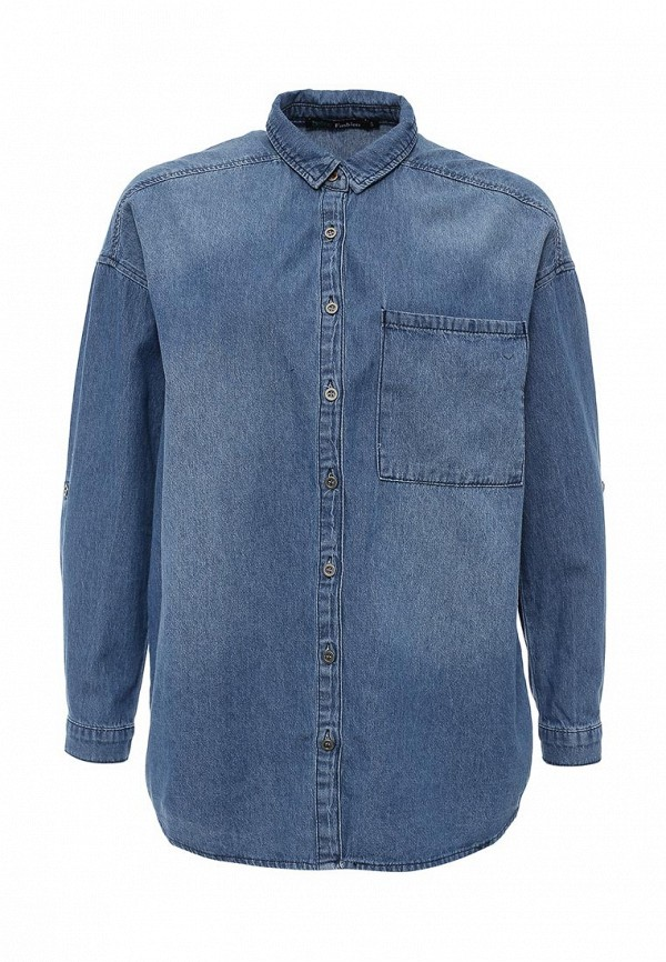 Рубашка джинсовая Befree BE031EWPJZ85