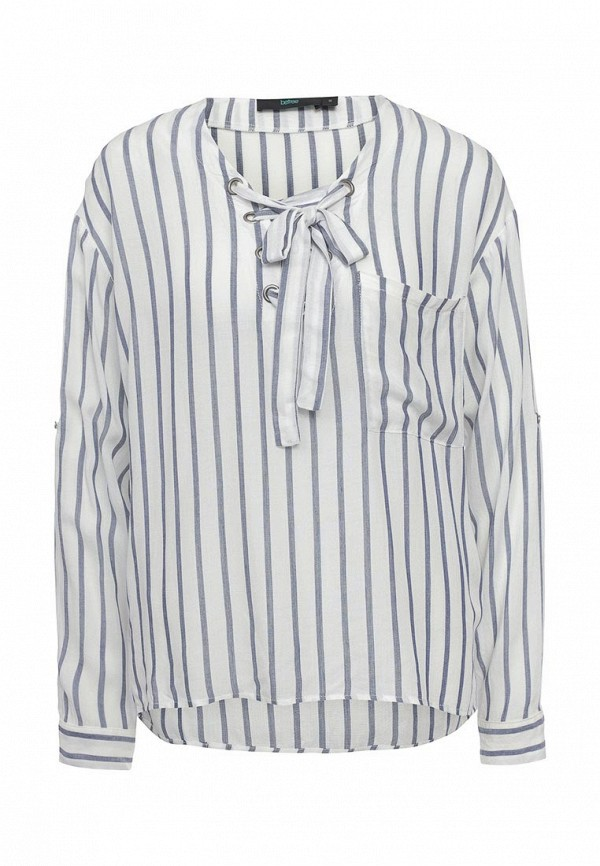 Блуза Befree Befree BE031EWPKB71 халат домашний befree befree be031ewndk26