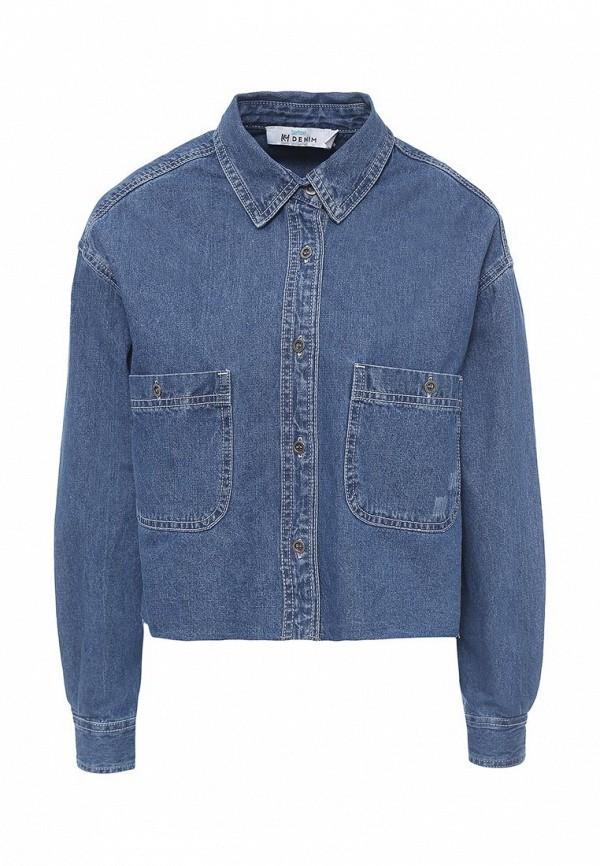 Рубашка джинсовая Befree 1711337338