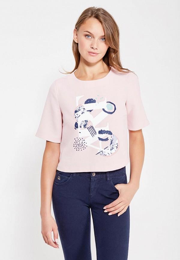Блуза Befree Befree BE031EWSLN51 блуза befree befree be031ewuxt29