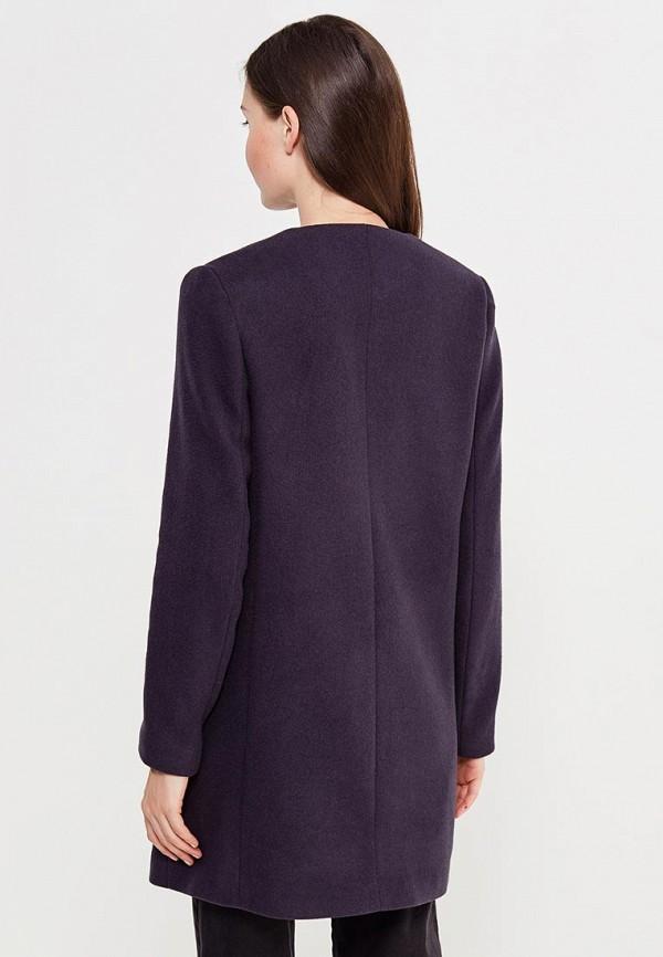 Фото 3 - женское пальто или плащ Befree синего цвета