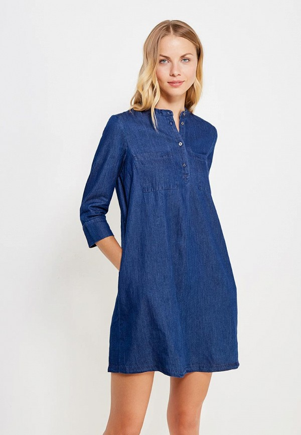 Платье джинсовое Befree Befree BE031EWUXV35 befree плащ