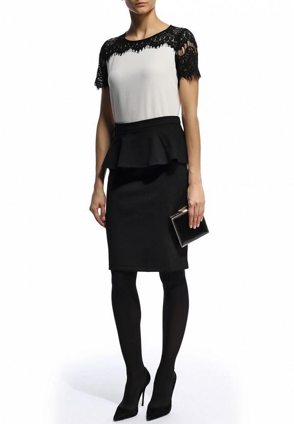 Прямая юбка Bestia 51800131: изображение 3