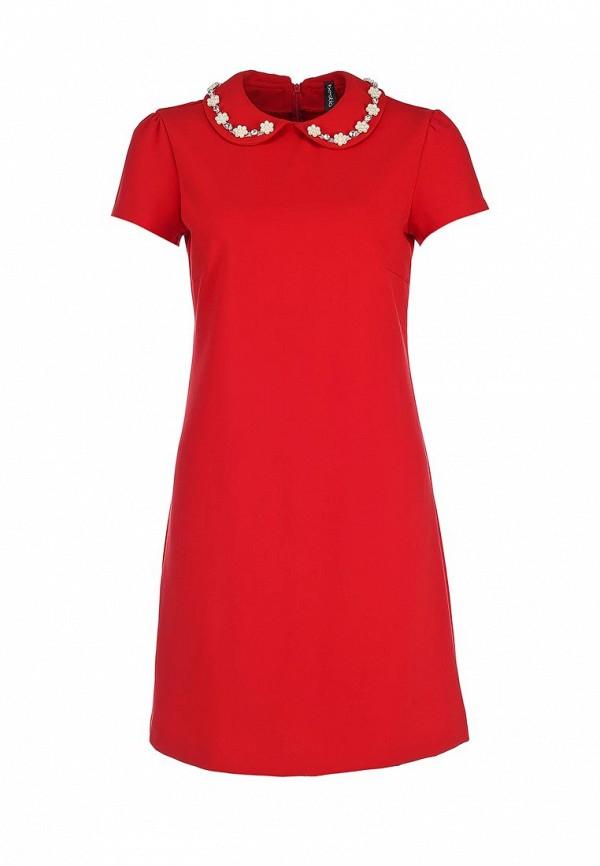 Платье-мини Bestia 52000314: изображение 1