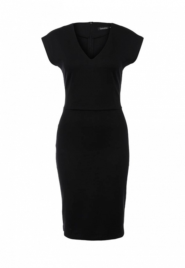 Платье-миди Bestia 52000315: изображение 1