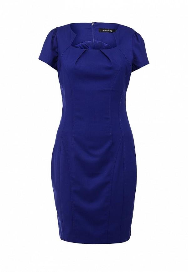 Платье-миди Bestia 52000322: изображение 1