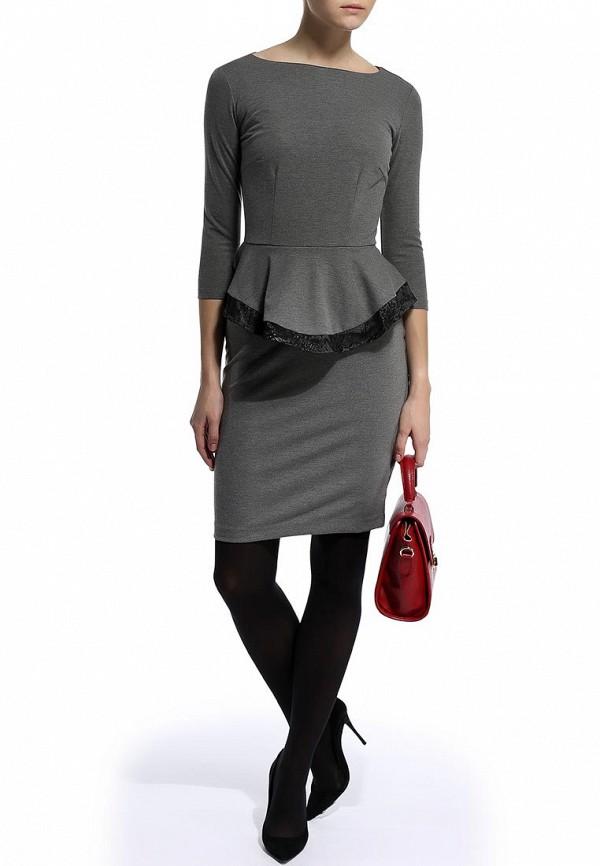 Платье-миди Bestia 52000323: изображение 3