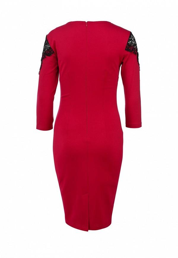 Платье-миди Bestia 52000328: изображение 2
