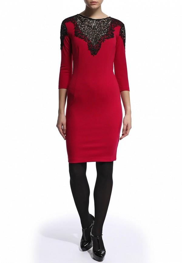 Платье-миди Bestia 52000328: изображение 4