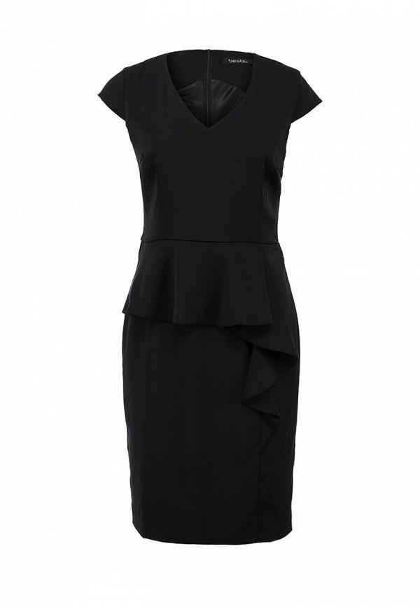 Платье-миди Bestia 52000329: изображение 1