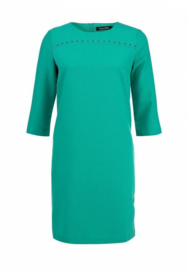 Платье-мини Bestia 52000335: изображение 1