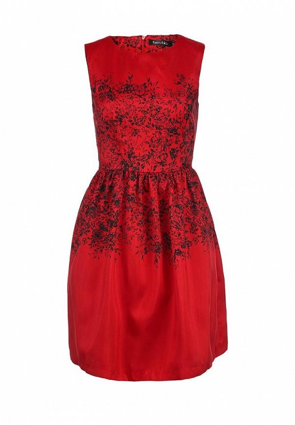 Платье-миди Bestia 52000339: изображение 1
