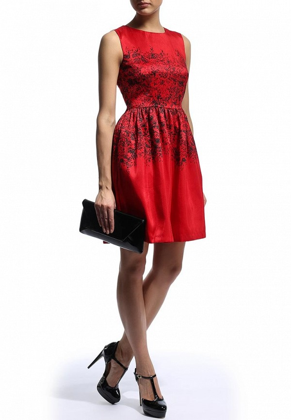 Платье-миди Bestia 52000339: изображение 3
