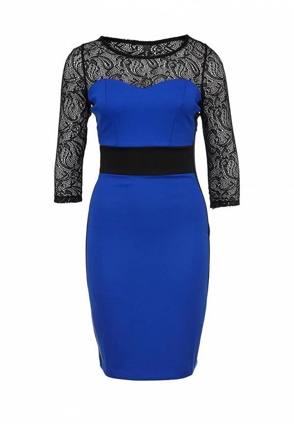 Платье-миди Bestia 52000340: изображение 2