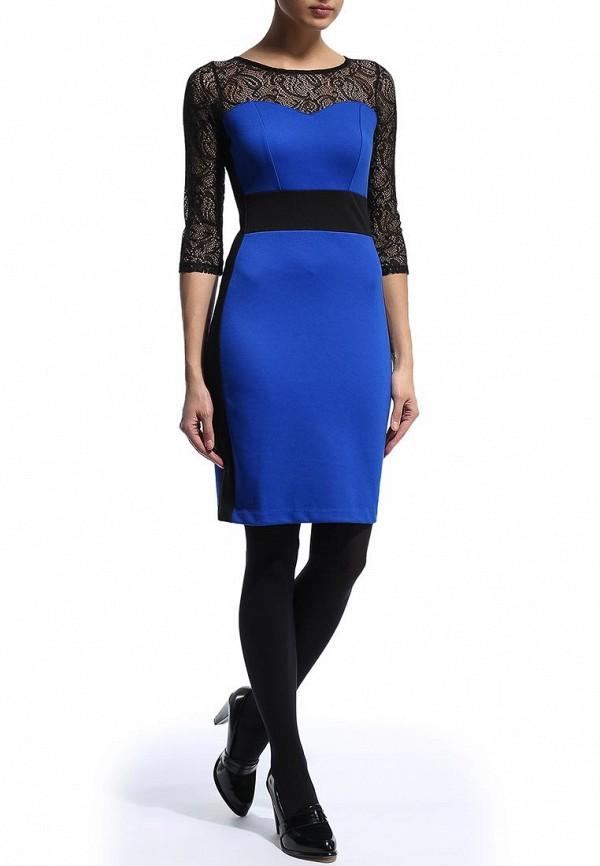Платье-миди Bestia 52000340: изображение 3