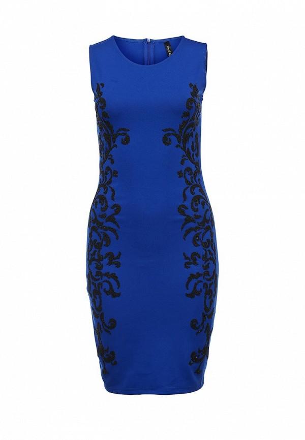 Платье-миди Bestia 52000349: изображение 1