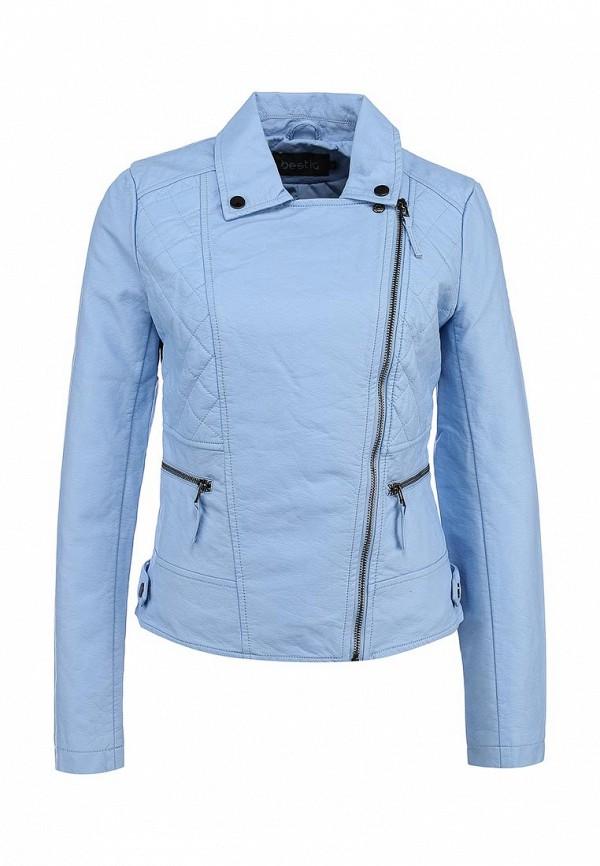 Кожаная куртка Bestia 51400038: изображение 1