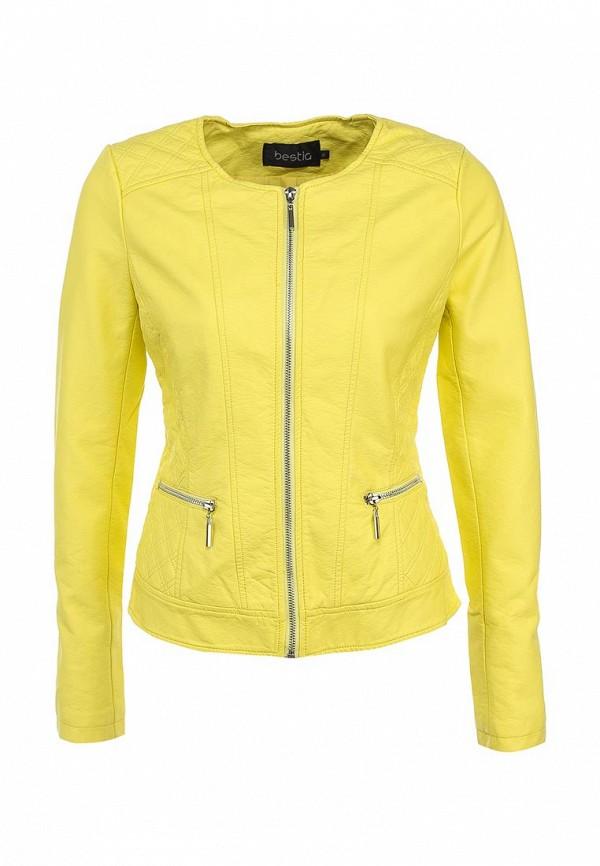 Кожаная куртка Bestia 51400040: изображение 1