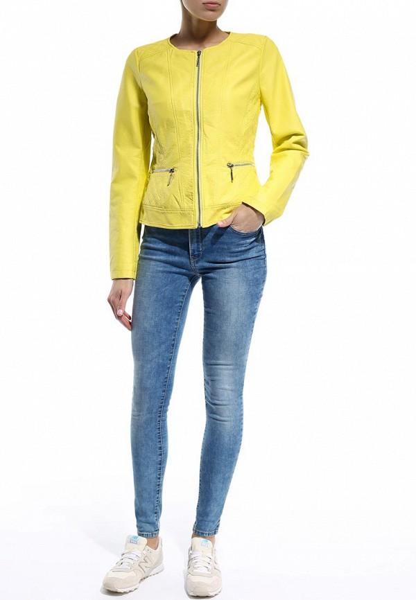 Кожаная куртка Bestia 51400040: изображение 3