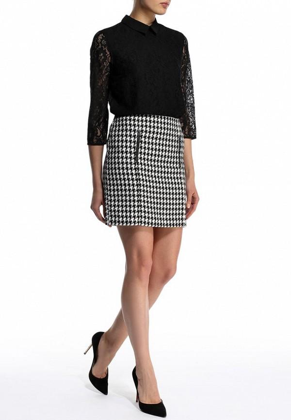 Прямая юбка Bestia 51800145: изображение 3