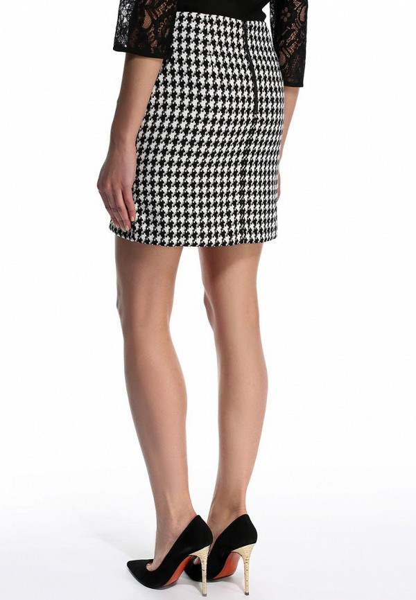 Прямая юбка Bestia 51800145: изображение 4